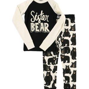 Sister Bear Kid's PJ Set