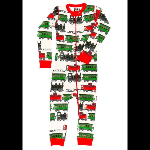 Infant Train Design Flapjack