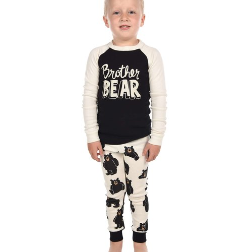 Brother Bear Kid PJ Set