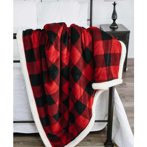 Fleece Throw Blanket