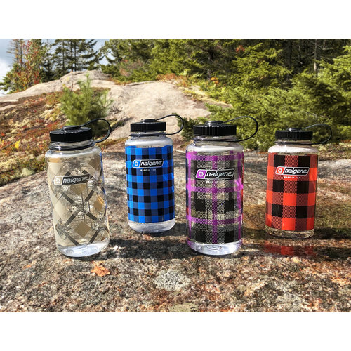 Plaid Nalgene 32oz