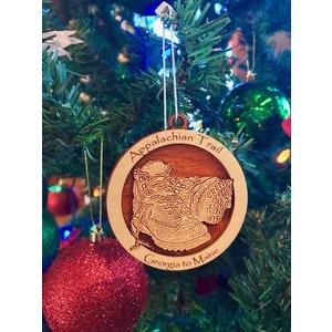 Tim Weberding Wood Ornament