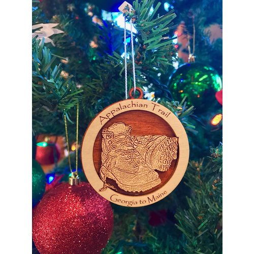 Tim Weberding Wood Ornament