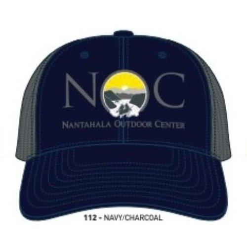 NOC NOC - Twill/Mesh Back Trucker