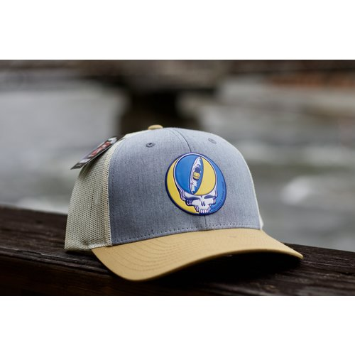 NOC Grateful Shred Patch Hat