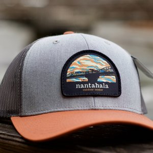NOC Bridge Silhouette Patch Hat -