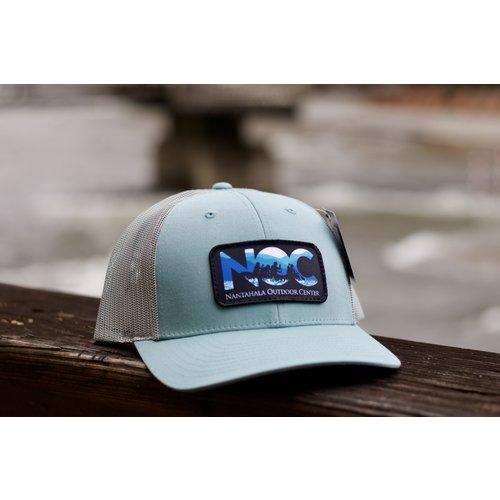NOC NOC Rafting Silhouette Trucker Hat