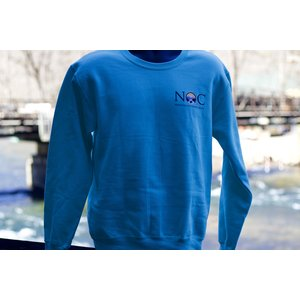 NOC NOC Logo Crew Sweatshirt