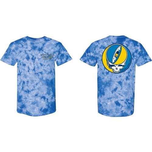 NOC Grateful Shred Comfort Colors Short Sleeve T-shirt