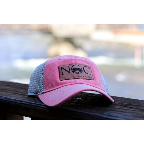 NOC Leather Patch Hat