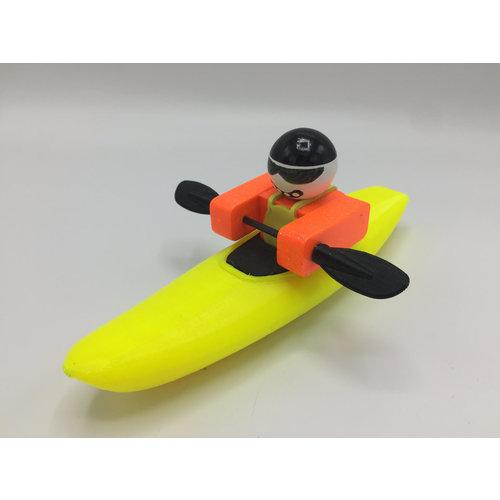 Foamie Boater Foamie Boater - Plastic Mini