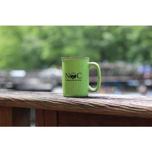 NOC NOC Ceramic TALL Campfire Mug