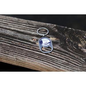 NOC NOC Metal Bottle Opener Keychain