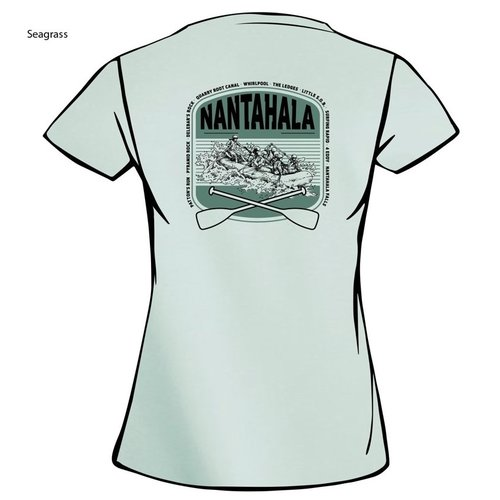 NOC Women's Nantahala Raft Solar S/S