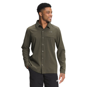 North Face Men's First Trail Long Sleeve Shirt