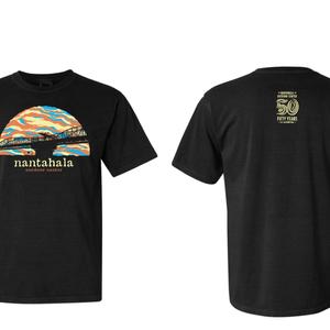 NOC Sunset Bridge Short Sleeve T-Shirt - 50th Anniversary