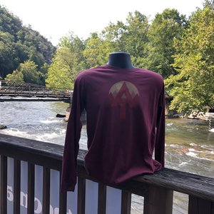 NOC AT with NOC Long Sleeve Tee