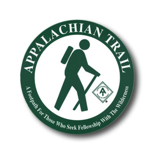 Appalachian Trail Conservancy AT Hiker Decal