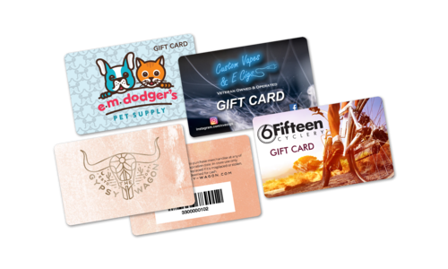 Gift Cards for Lightspeed Retail