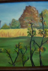 11 - Virginia Ackerman Autumn Day (Oil)