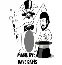 Dave Davis Family Magic Show by Dave Davis Sun, Nov 18, 2018