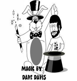 Dave Davis Family Magic Show by Dave Davis Sun, Nov 18, 2018