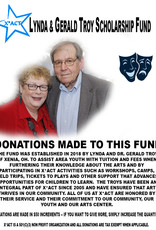 Xenia Arts Center Lynda & Gerald Troy Scholarship Fund