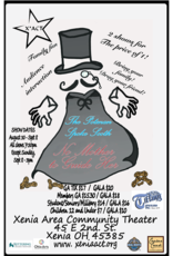 Kettering Theater Two Short Plays - Sat, Aug., 31, 2019   7:30 PM