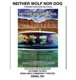 Kettering Theater Neither Wolf Nor Dog (Cinema) | Fri., October 18th @ 7:30pm