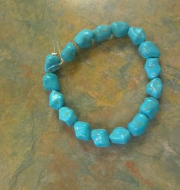 11 - Virginia Ackerman Turquoise Bracelet