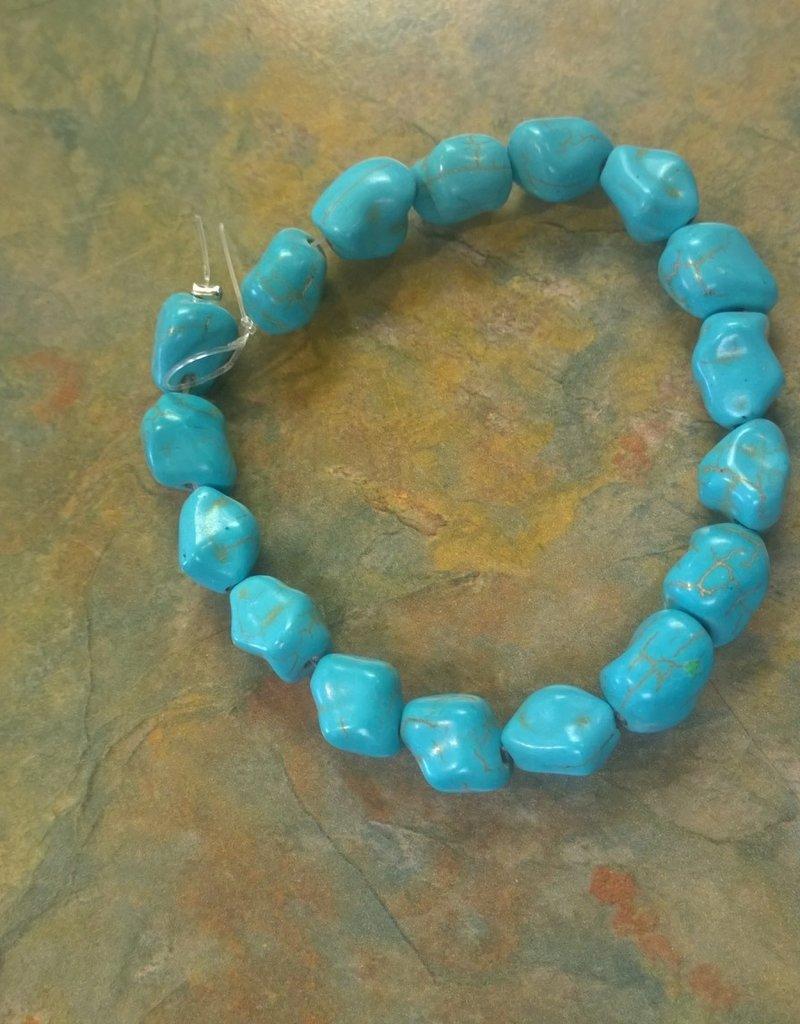 11 - Virginia Ackerman Turquoise Bracelet