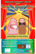 Kettering Theater Everyone'sChristmas Story   Saturday, Dec., 07, 2019  6:30 PM Christmas Show