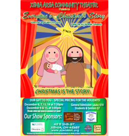 Kettering Theater Everyone'sChristmas Story | Saturday, Dec.,14, 2019 | 7:30 PM Christmas Show