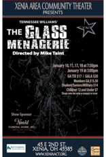 Kettering Theater Glass Menagerie -Sunday, January 19, 2020 | 3:00 PM | Matinee