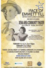 Kettering Theater The Face of Emmett Till - Saturday, February 22, 2020 | 7:30 PM