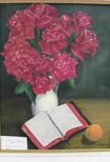 11 - Virginia Ackerman Bible + Roses