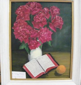 11 - Virginia Ackerman Bible + Roses