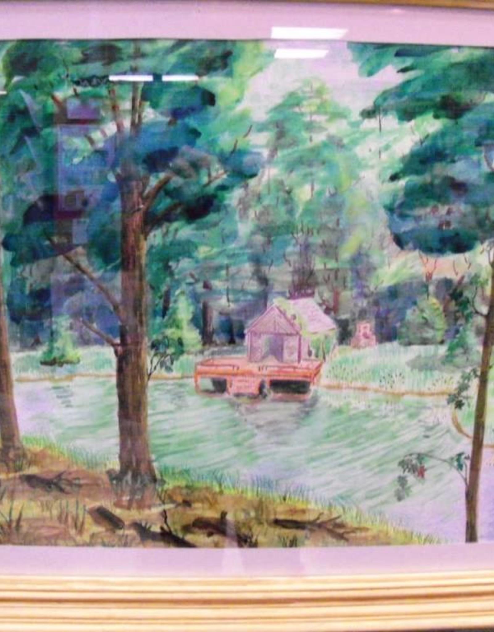 19 - Harry Osman Boat House