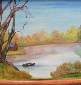 11 - Virginia Ackerman Cabin At The Lake
