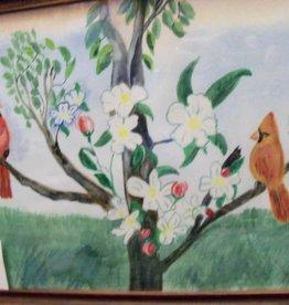 19 - Harry Osman Cardinals and Blooms