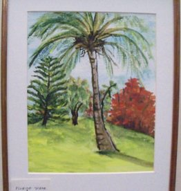 11 - Virginia Ackerman Florida Scene