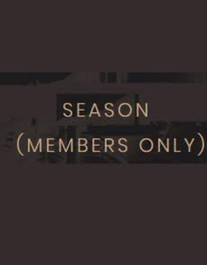 Kettering Theater Season Subscription (Members)