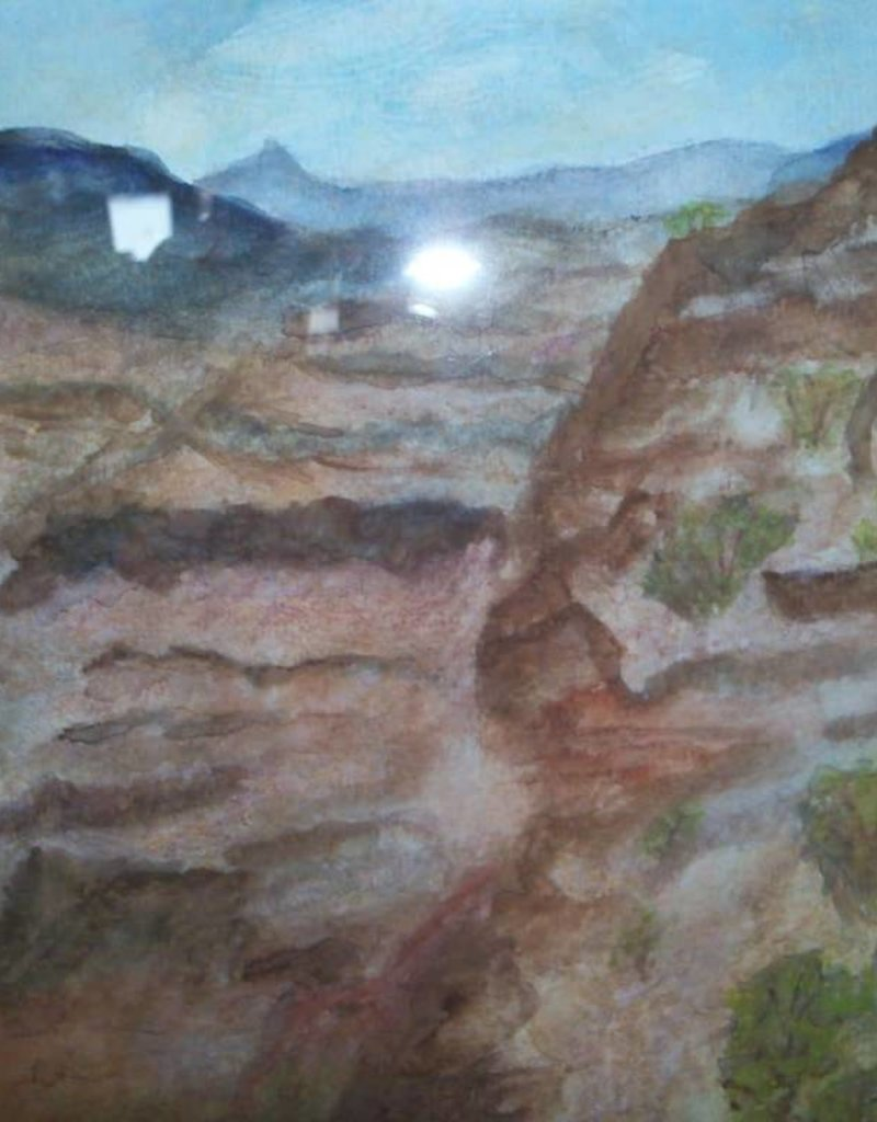 15 - Gary Fauble Painted Desert