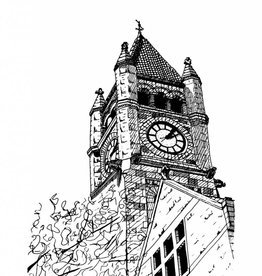 6 - Elizabeth Patterson Xenia Clock Tower