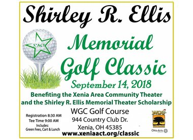 Shirley R Ellis Memorial Golf Classic for X*ACT
