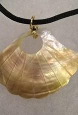 11 - Virginia Ackerman Shell Necklace