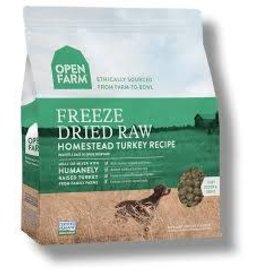 Open Farm OPEN FARM Freezedried Dog Food Turkey 13.5 OZ