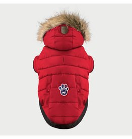 CANADA POOCH CANADA POOCH Red North Pole Parka