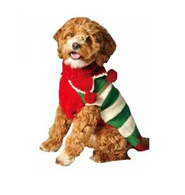 Chilly Dog Sweaters CHILLY DOG Elf Sweater