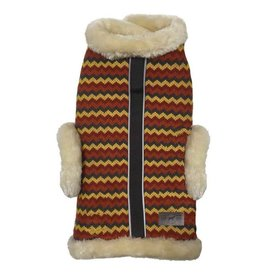 Fab Dog FAB DOG Mammoth Lodge Shearling Jacket